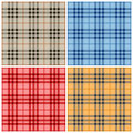 Plaid pattern 2 Royalty Free Stock Photography