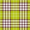 Plaid pattern Stock Image