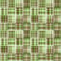 Plaid pattern this is file of eps format Stock Photos
