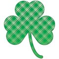 Plaid Shamrock Royalty Free Stock Photos