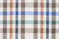 Plaid tartan for background seamless pattern. Royalty Free Stock Photo