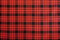Plaid texture Royalty Free Stock Photos