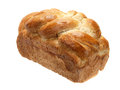 Plaited bread. Stock Photo