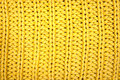 Plaited linen fabric in detail mode Stock Photo