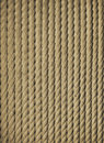 Plaited rope Stock Photo
