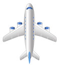 Plane icon vector Royalty Free Stock Photos