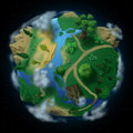 Planet Royaltyfria Bilder