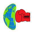 Planet Earth, environmental pollution, environmental disaster, ecology icons