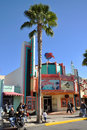 Planet Hollywood in Disney Hollywood Studios Stock Photography