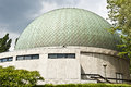 The Planetarium Belgium Royalty Free Stock Photography