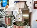 Planetary mixers Royalty Free Stock Photo