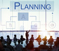 Planning Strategy Discussion Solutions Process Concept Royalty Free Stock Photo