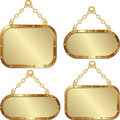 Plaques Royalty Free Stock Photo