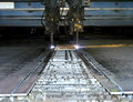 Plasma Cutting Stock Photos