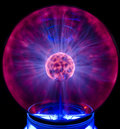 Plasma Lamp Royalty Free Stock Photos