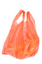 Plastic bag Stock Photography