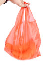 Plastic bag Stock Photos