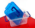 Plastic container Stock Photos