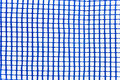 Plastic grid for plaster background Royalty Free Stock Photo