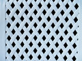 Plastic lattice Royalty Free Stock Photos