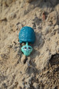 Plastic Toy Turtle Lost By A C...