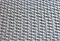 Plastic weave fabric pattern or texture Royalty Free Stock Images