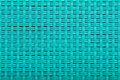 Plastic weave texture close up shows Stock Image