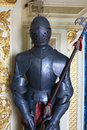 Plate armour Royalty Free Stock Photo