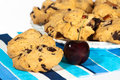 Plate Of Cookies Royalty Free Stock Image
