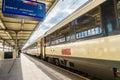 Platforms At The Geneva-Cornav...