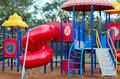 Play Ground Jungle Gym Royalty Free Stock Photo