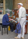 Play me I'm Yours,Street Pianos Royalty Free Stock Image