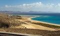 Playa de Sotavento Royalty Free Stock Photo