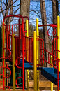 Playground Equipment Royalty Free Stock Photo