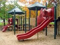 Playground in Fall 2
