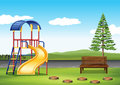 Playground ing the park