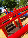 Playground Monkey Bars Stock Photos