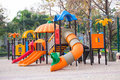 Playground public park children s thailand Royalty Free Stock Photos