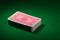Playing cards deck Royalty Free Stock Photo