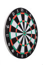 Playing darts Stock Images
