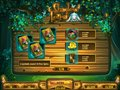 Playing field slots game for Shadowy forest GUI
