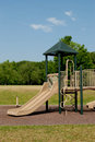 Playscape Royalty Free Stock Photo