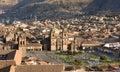 Plaza de Armas, Cusco, Peru Royalty Free Stock Photo