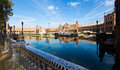 Plaza de Espana at Seville Royalty Free Stock Photo