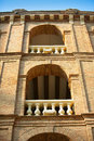 Plaza de toros de valencia bullring in spain Stock Image