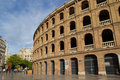Plaza de Toros in Valencia, Spain Stock Photo