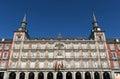 Plaza Mayor in Madrid Royalty Free Stock Photo