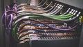 PLC Cabling