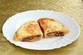 Plentiful sandwich Royalty Free Stock Photo