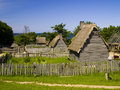 Plimoth Plantation Royalty Free Stock Photo